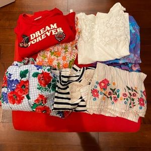 Girls bundle ( 6- 7)